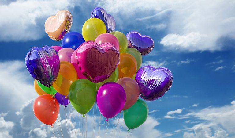 On van a parar els globus que llencem al cel?