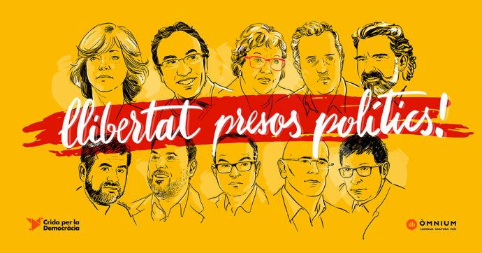 Llibertat Presos Polítics – Bella Ciao