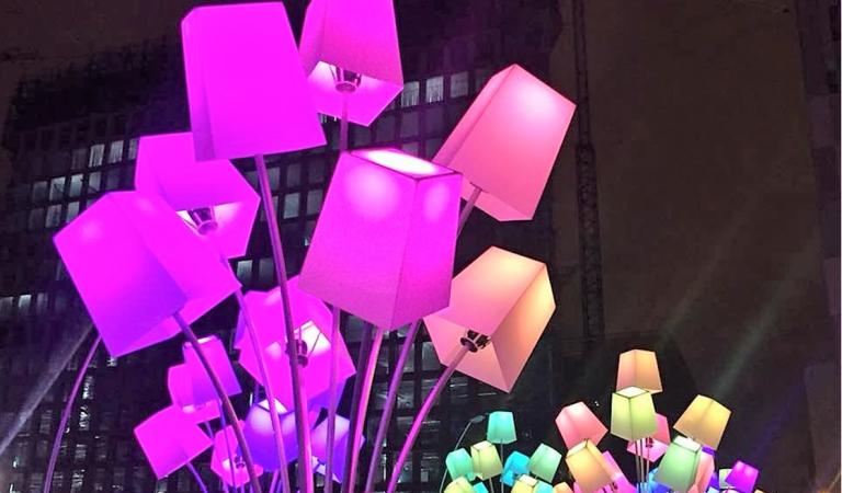 Festival Llum BCN Poblenou – 15, 16 i 17 de Febrer