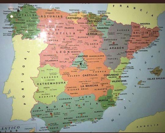 La veritable història del mapa que intercanvia Catalunya i Galícia