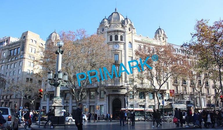 Primarkde Plaça Catalunya obrirà el pròxim 6 d'abril