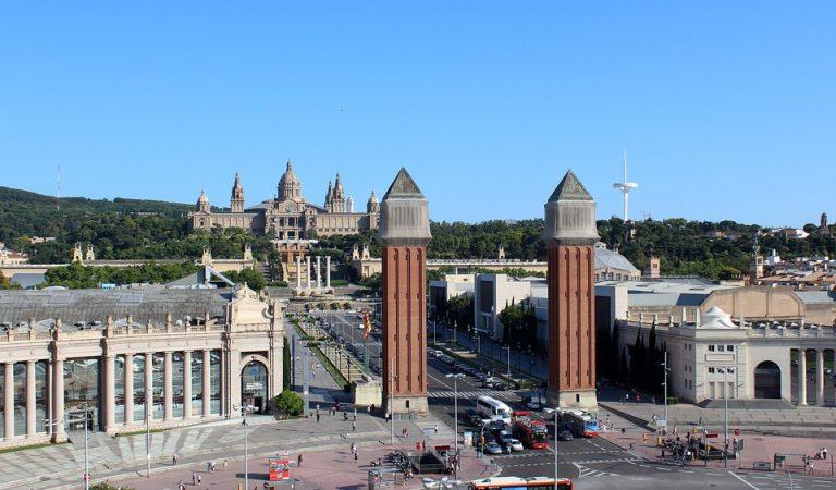 L'avinguda Reina Maria Cristina serà un espai de vianants, lliure de cotxes – Barcelona