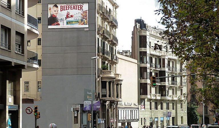 L'Avinguda Príncep d'Astúries canviarà de nom – Barcelona