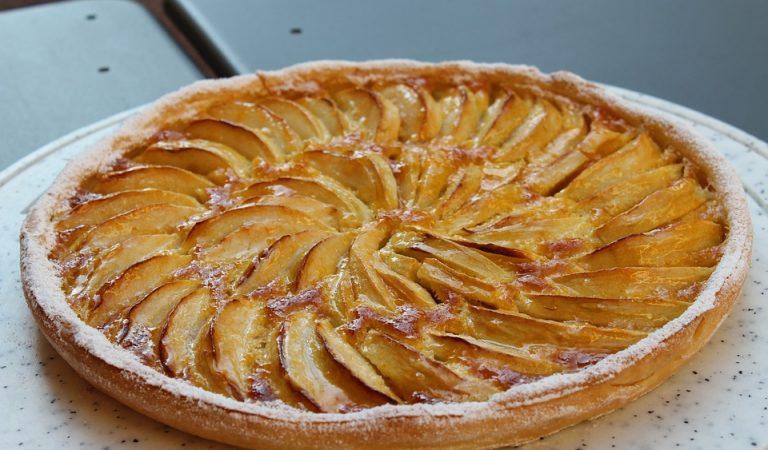 Recepta de Cuina, Com es fa – Pastís de poma