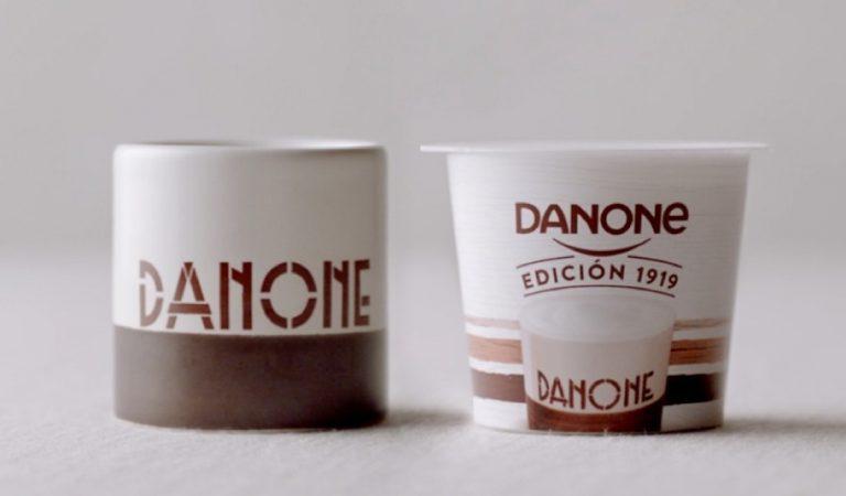 Sabíeu que Danone va néixer al Raval ara fa cent anys i que porta nom de nen?