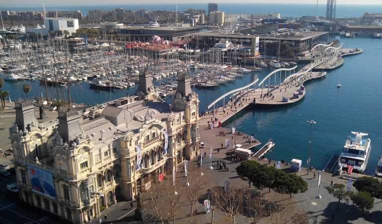 Visites gratuïtes per celebrar el 150 aniversari del Port de Barcelona – Un recorregut per la seva història.