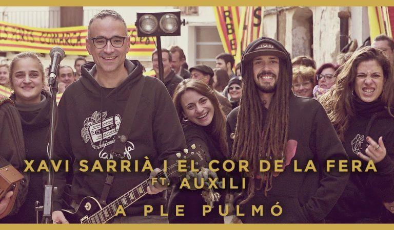 Lletra i Videoclip de la cançó d'en Xavi Sarrià – A ple pulmó
