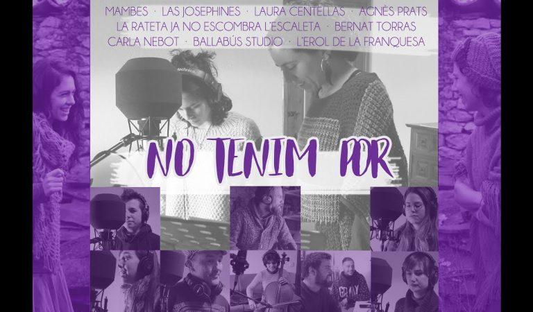 Lletra i Videoclip de la cançó de Mambes i Amigues – No tenim Por (Nou Himne Feminista)