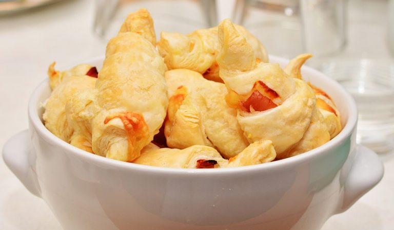 Recepta de Cuina, Com es fa – Pasta de full farcida de pernil i formatge brie