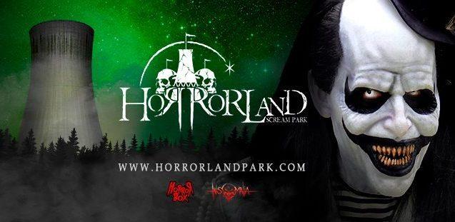 Horrorlandja treballa per la nova temporada – Noves atraccions, Noves experiències.