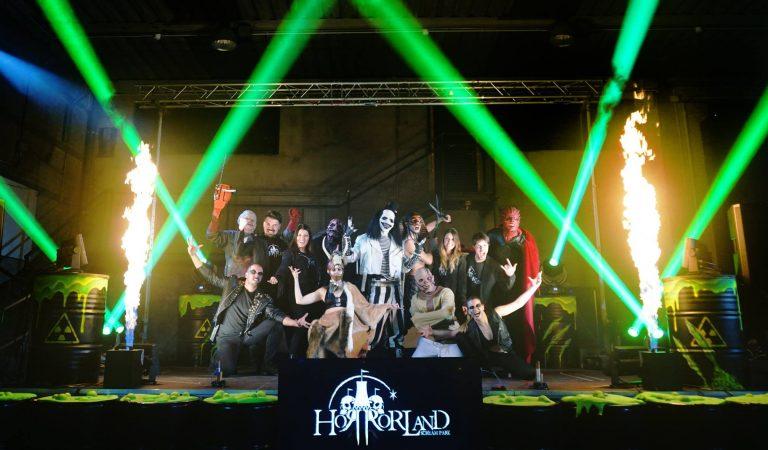 Ja us podem presentar les noves atraccions d'Horrorland. On els teus malsons es fan realitat.