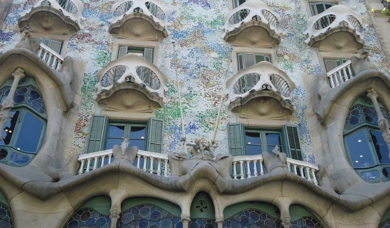 La nova Casa Batlló després de tres mesos de restauració.