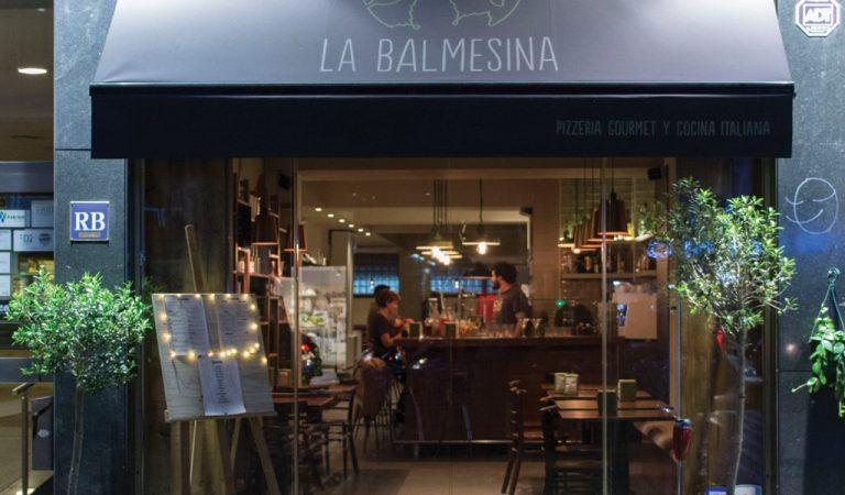LaBalmesina, premi a la Millor Pizza Napolitana d'Espanya, obre un nou local a la Vila de Gràcia