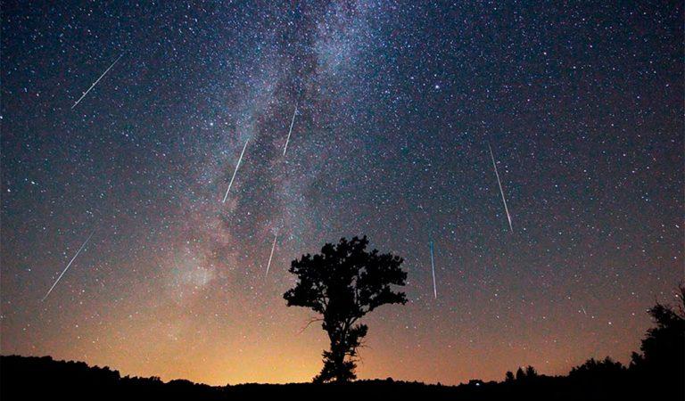 Aquesta nit podrem veure la tercera pluja d'estels d'aquest any.