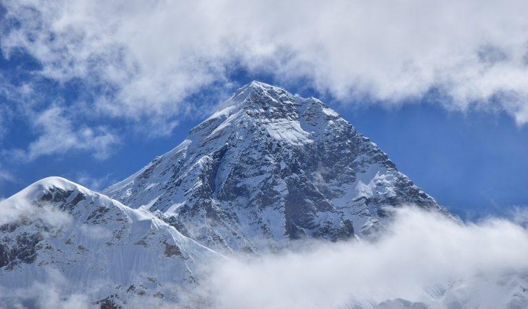 Col·lapse al Cim de l'Everest – La imatge mai vista.