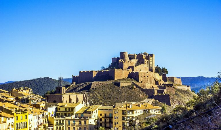 1.000 anys d'història de la Col·legiata del Castell de Cardona.