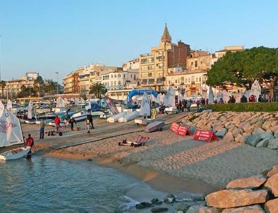 Palamós celebra que fa 25 anys van salvar la platja de Castell – L'única platja verge de la Costa Brava.