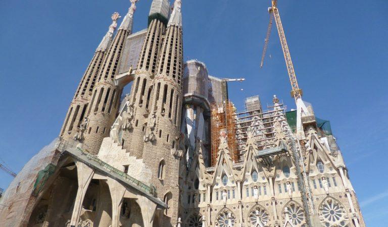 Jornades de portes obertes a la Sagrada Família amb motiu de les Festes de la Mercè