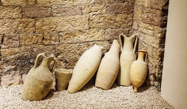 Troben a Badalona, restes d'una vila romana dedicada a l'exportació del vi.