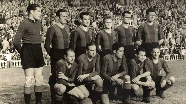 70 anys de la primera Copa Internacional del Barça – Madrid 1949
