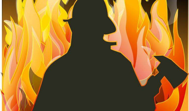 Ara fa 10 anys de l'incendi d'Horta de Sant Joan en el que van morir cinc bombers.