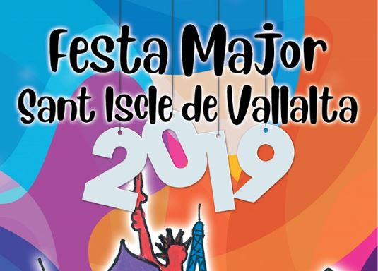 Festa Major de Sant Iscle de Vallalta – 2, 3 i 4 d'Agost