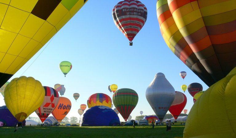 23è Festival de Globus Aerostàtics – Igualada del 10 al 14 de juliol