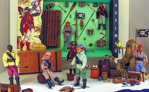 Exposició deMadelman's a l'Illa Diagonal – Coneix la història d'aquell nino articulat dels anys 70 i d'on prové el seu nom.