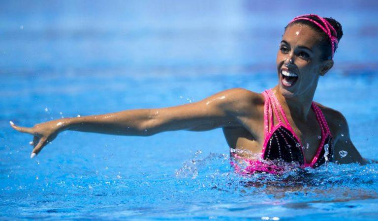 Ona Carbonell, primera dona a aconseguir 22 medalles en esports aquàtics.