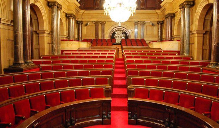 El Parlament de Catalunya concedirà la Medalla d'Honor als professionals sanitaris.