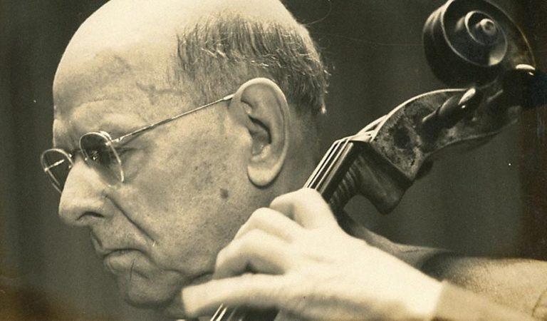 El Concert que Pau Casals no va poder fer el 18 de juliol de 1936 per l'esclat de la Guerra Civil.