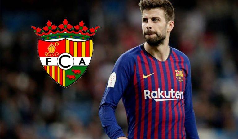 ElFCAndorra de Piqué ocuparà el lloc del Reus en Segona B