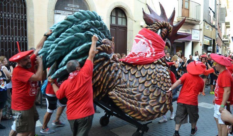 """Sabíeu que el Prat de Llobregat té el seu propi """"San Fermin"""" anomenat Sant Pollin? – Del 11 al 14 de juliol 2019"""