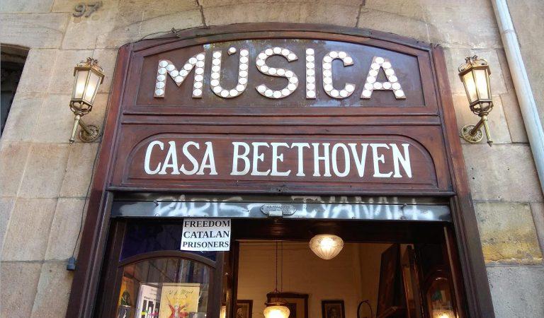 Casa Beethoven – 139 anys resistint als canvis i noves tecnologies