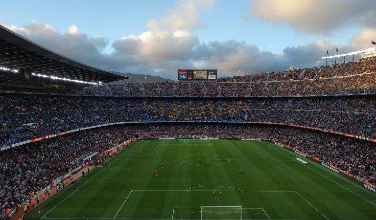 Avui fa 62 anys que es va inaugurar el Camp Nou