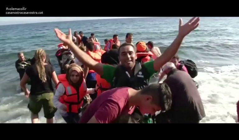 Lletra i Videoclip de la cançó d'en Joan Dausà – Com plora el mar
