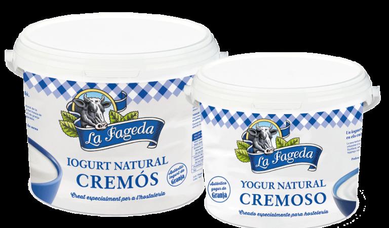 La Fageda comercialitzarà Iogurts a granel