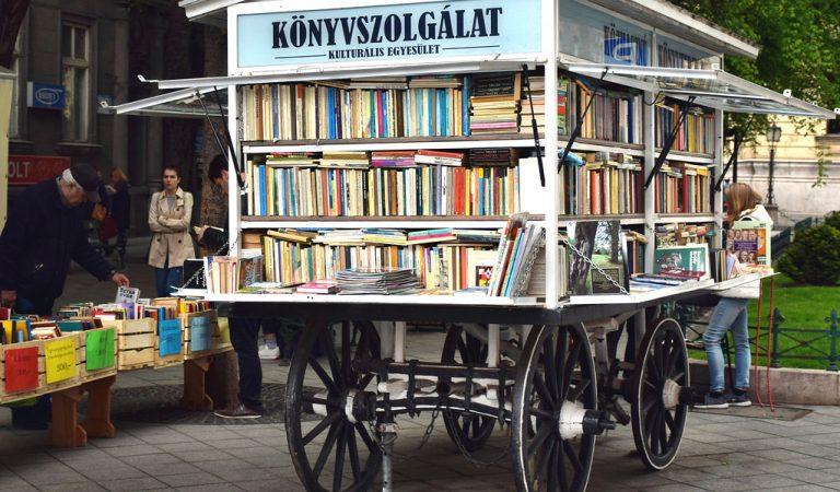 4 llibreries mòbils a Barcelona per fomentar la lectura – Vols saber on trobar-les?
