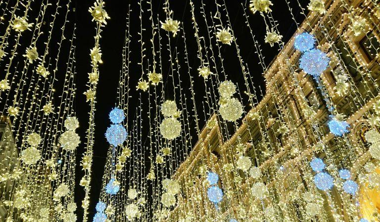 Com serà l'encesa dels llums de Nadal a Barcelona
