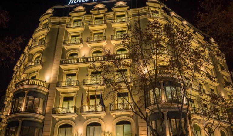 L'HotelMajesticPremi a la Millor Terrassa urbana d'Europa.