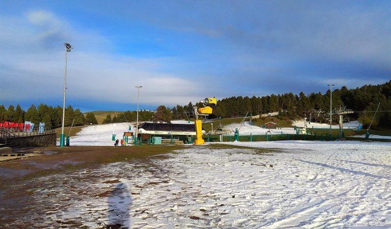 Masellainaugura la temporada d'esquí alpí al Pirineu.