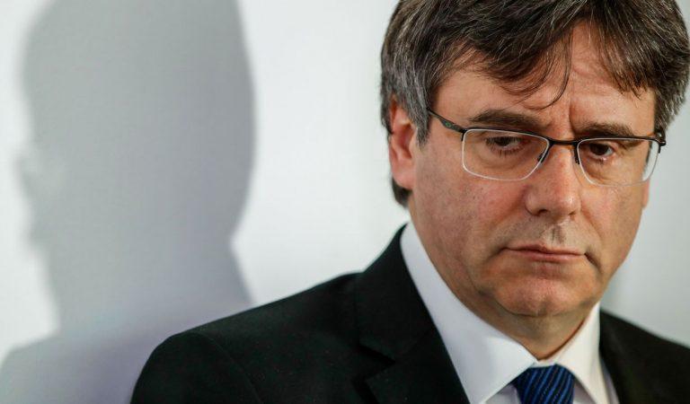 L'Expresident Puigdemont anuncia que avui ha mort el seu pare.