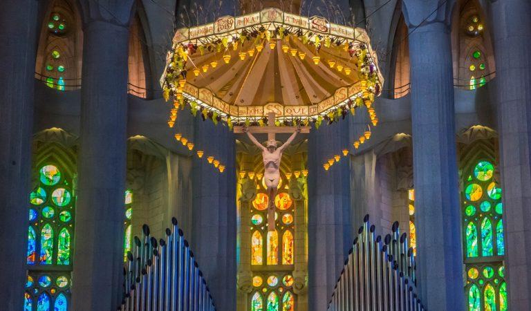 Sorteig de 400 entrades per assistir al Concert de Nadal de la Sagrada Família.