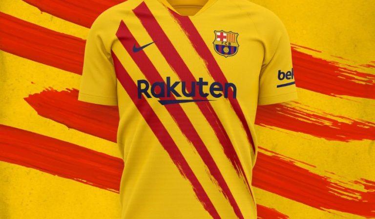 Us agrada la nova samarreta del Barça inspirada en la Senyera? – Vídeo de presentació.