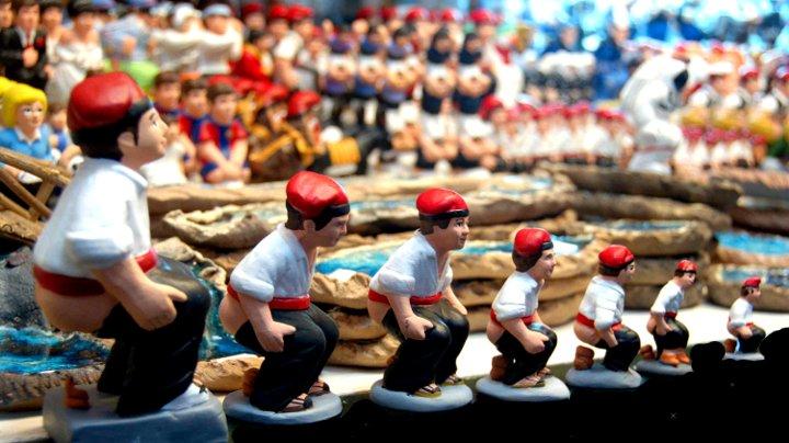 Obre a Barcelona la primera botiga física de caganers del món