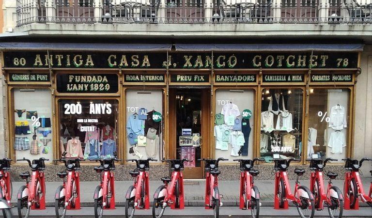 Tanca una altra botiga emblemàtica de Barcelona després de 200 anys d'història.