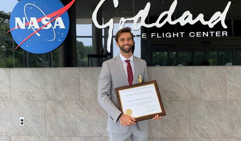 Un català de 28 anys és l'investigador més jove de la NASA