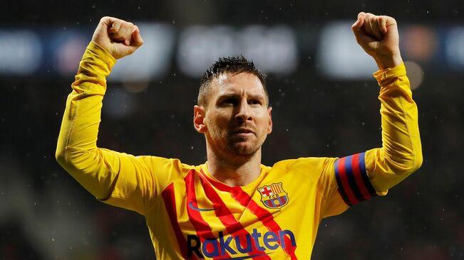 """Messi guanya la 6a Pilota d'Or i desfà l'empat amb Cristiano Ronaldo – Felicitats """"MES.SIS"""""""