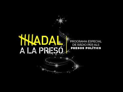 Les Nadales que han enviat els presos polítics des de la presó. Escolta el programa Nadal a la presó.