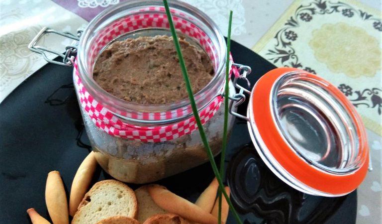 Recepta de Cuina, com es fa – Paté de Xampinyons